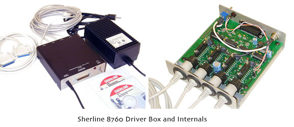 Sherline 8760 Driver Box and Internals