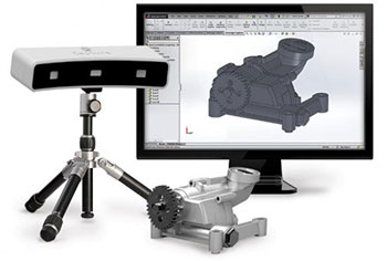 Geomagic Capture for Solidworks