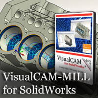 VisualCAM-Mill for SolidWorks Thumbnail
