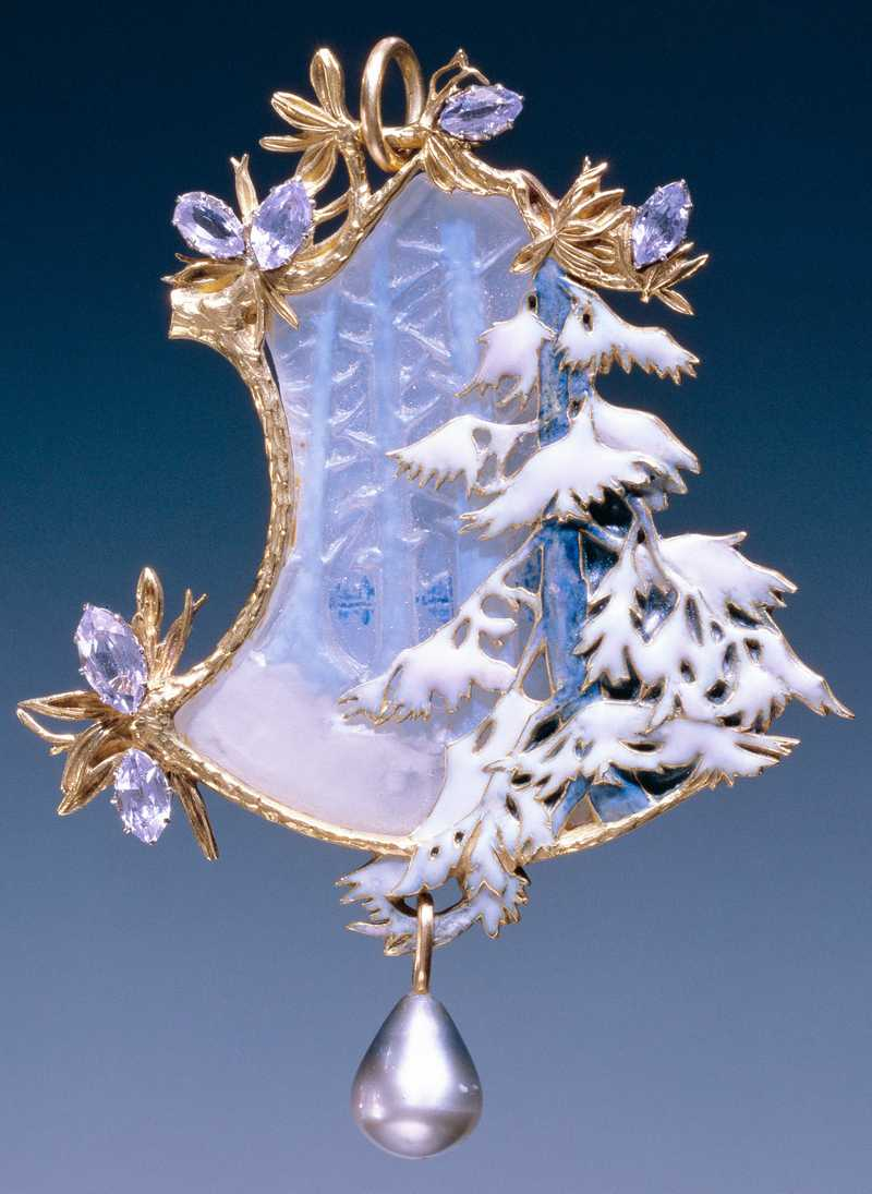 French Jewelry Lalique Winter Landscape 006 UNC 1325x1813